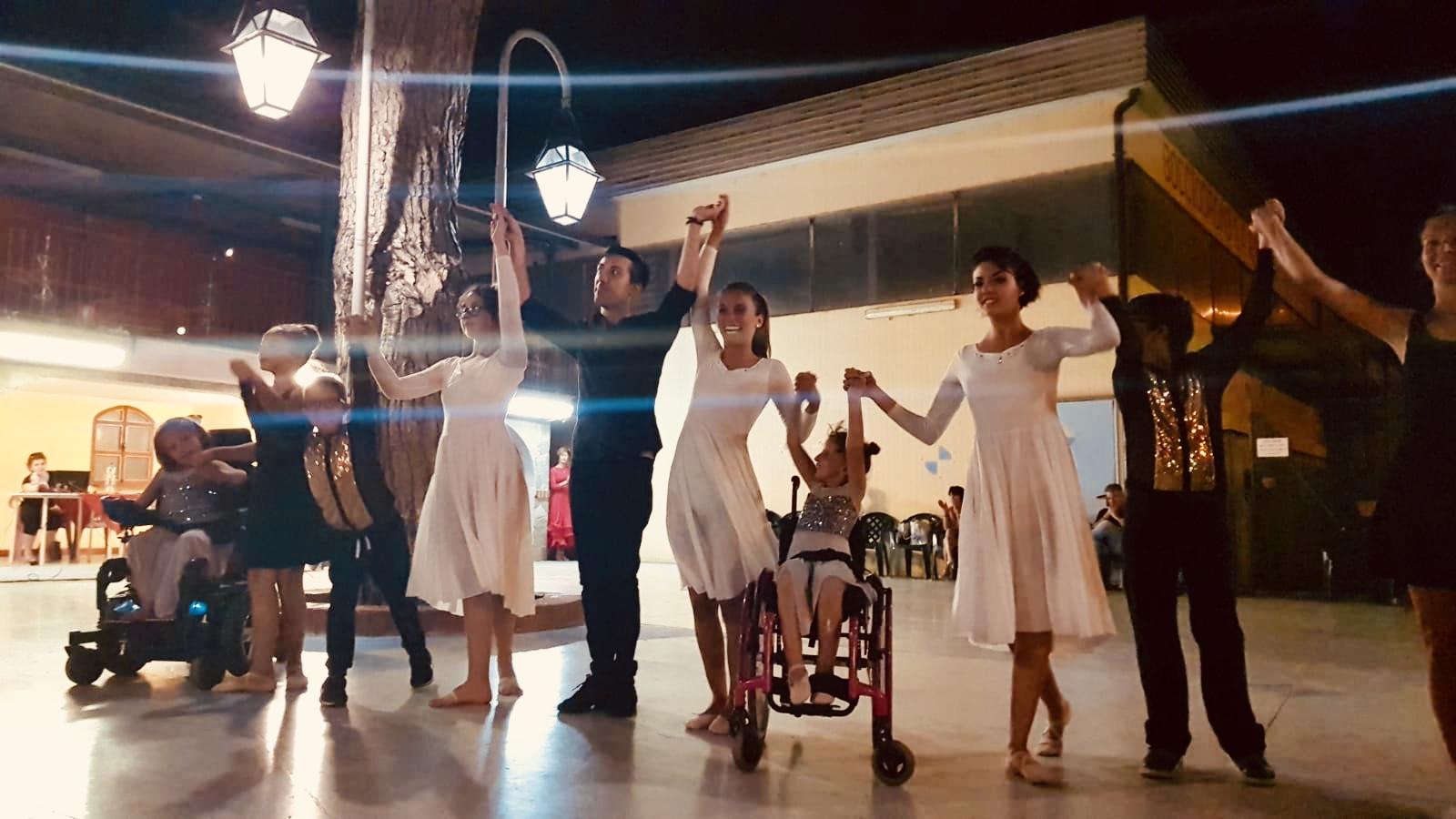 Finalmente riprendono i corsi di Danza Paralimpica alla ASD Semplicemente Danza di Savona